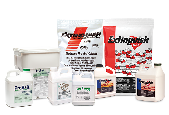 Central Ant Control Product Family Shot